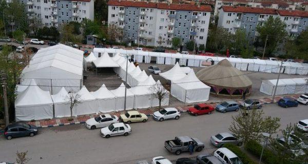 Manisa kiralık çadır